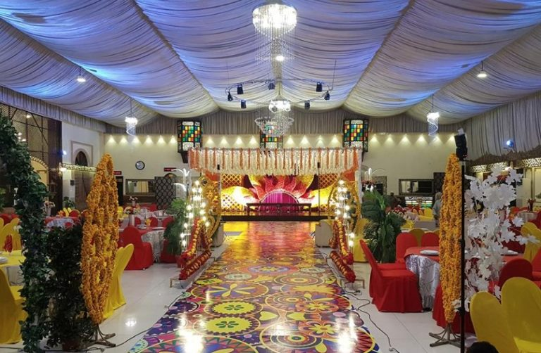 Wedding Halls in Peshawar