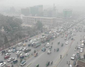 Peshawar Fog