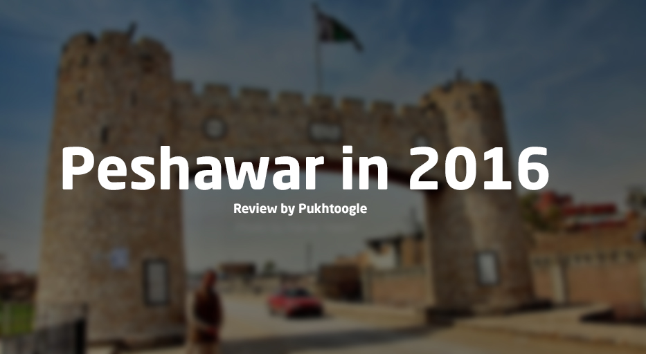 peshawar in 2016