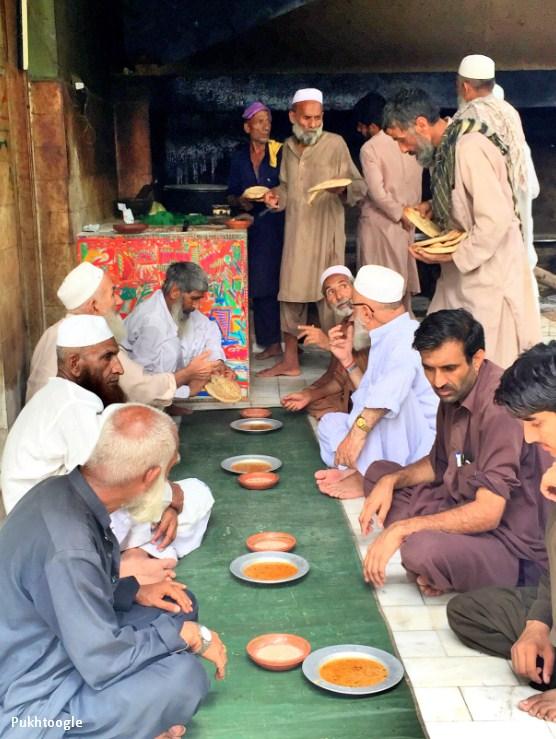 Rehman Baba Langar