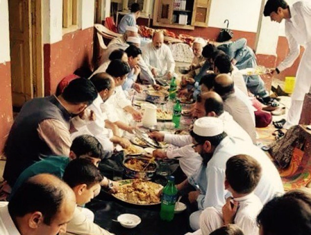 eid celebration peshawar