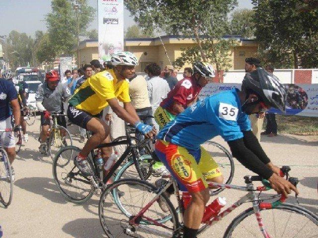 cycling academy peshawar