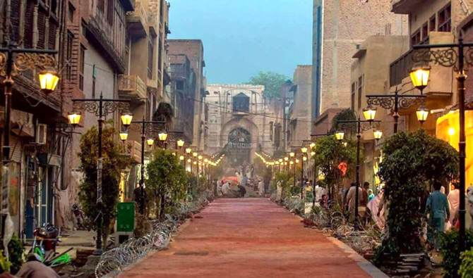 Peshawar Food Street