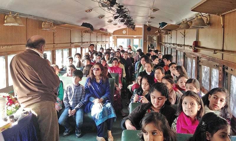 Khyber Safari Train