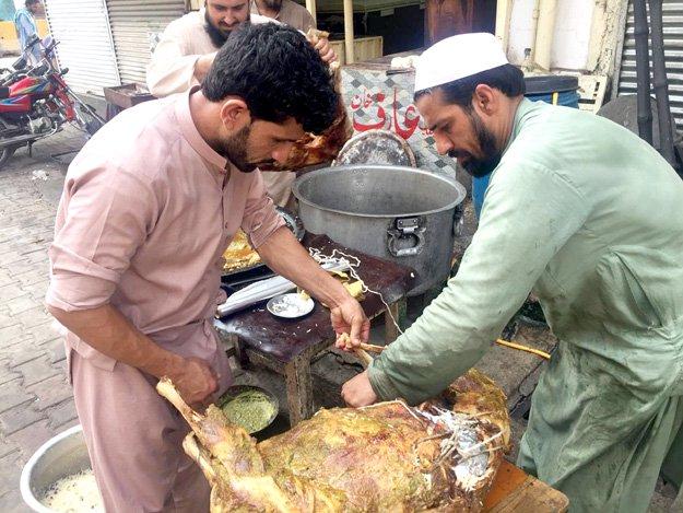 Namak Mandi Full Lamb
