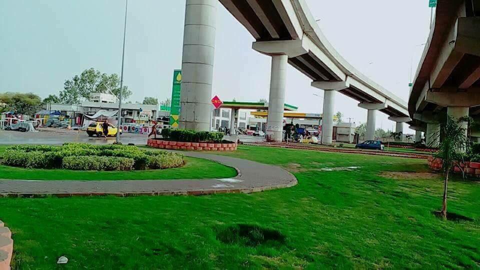 Peshawar beautification plan