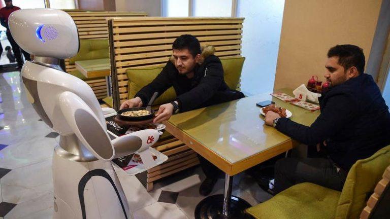 Kabul Robot