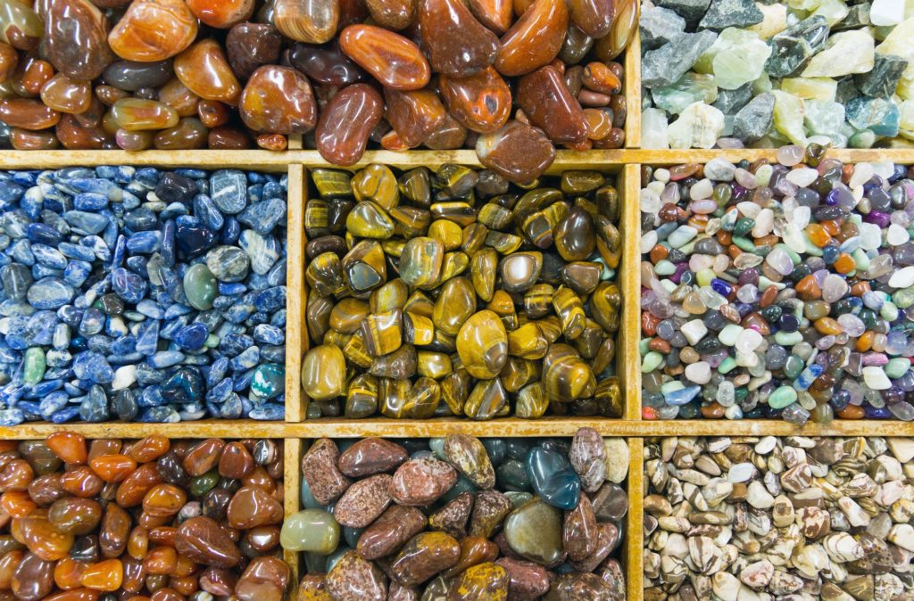 KP mineral