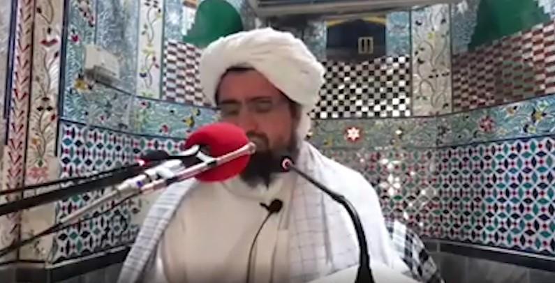 Peshawar Madrassa Blast
